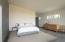 Large main floor master bedroom