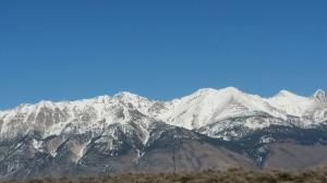 Mt Borah