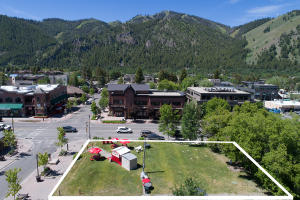 Central to everything - plus Main St. and Pedestrian Corridor frontage and the most incredible views in every direction!