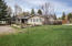 two driveways / beautiful landscaping