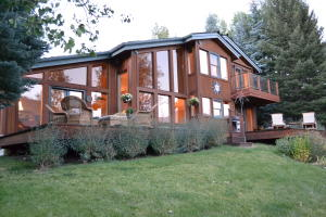 South Elevation - Stunning Home!