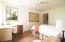 Guest suite bedroom.