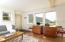 Guest suite living room.