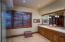 Radiant floor, double vanity with Rhol Perrin fixtures