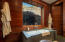 Private view of Knob Hill geology from Master Bath