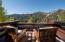 Living Room balcony views