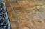 Custom made on site reclaimed oak heartwood timber parquet floor