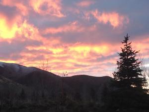 Beautiful sunsets and sunrises - views galore