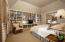 Guest Master Suite on separate E wing of the home