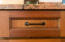 Cherry Hardwood Cabinets & Granite Slab