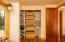 Custom Closets: Bedroom Wicker Dresser Drawers Included