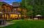 Spacious yard & private estate