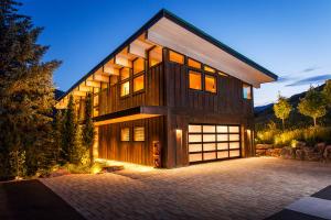 2018 Idaho AIA Award of Citation, home designed by Jack Smith FAIA