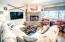 Comfy living area!