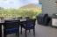 Desirable views from the outdoor dining area! Perfect for entertaining!