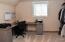 Adjoining room off of master closet! Office? Yoga/art studio? Additional closet space?