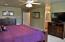 Master suite with a large, deluxe bathroom to fit all of his and her needs!