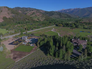 11 acres compound with mountain views and open space