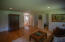 Family room can close off from main living area