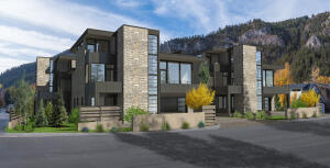 The Westcliff Residences will consist of 4 free-standing townhomes in the heart of West Ketchum.