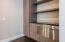 Bar area with Variable temp cooler - fridge or freezer settings