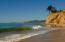 ...from beach in front of property toward Santa Barbara Harbor and Marina