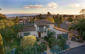Prime location on Santa Barbara's Upper Riviera near the El Encanto Resort