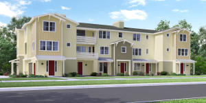 Sample Exterior Rendering