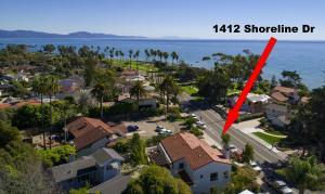 1412 Shoreline Dr, SANTA BARBARA, CA 93109