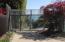 More Mesa Shores Private Gate For Beach Access