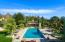 Expansive Pool, Pool Terrace and Pool House