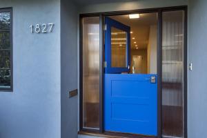 Welcome Home. Custom Dutch Door.
