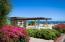 Community beachfront terrace