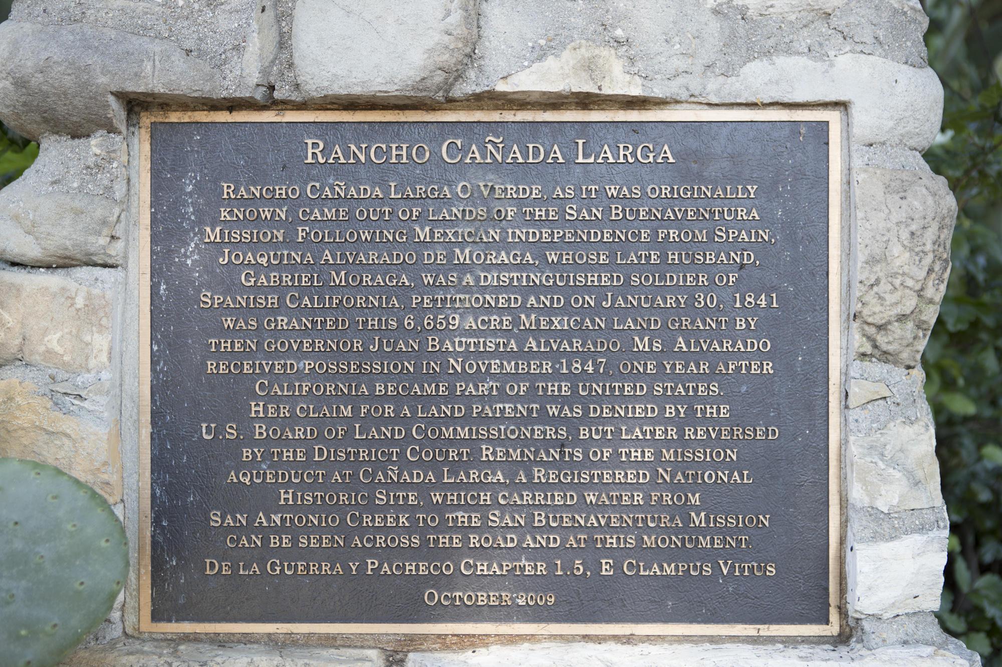 Canada Larga Ventura, CA 93001