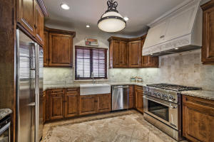 Every Amenity Included - Plus Built-In Wine Refrigerator