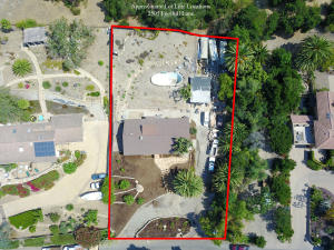Spacious .64 acre lot
