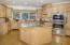 Adjacent Butler's Pantry off Dining Room plus Walk-in Storage Pantry