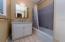 Guest house hall bathroom