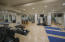 Abundant Room to stay Fit!