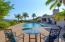 Large Pool Deck For Entertaining