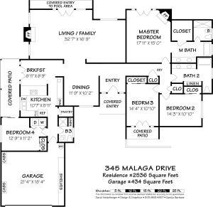 345 Malaga Dr, SANTA BARBARA, CA 93108