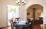 DINING TO PATIO & LIVING ROOM