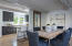 Downstairs Kitchen/Dining