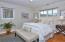 Bedroom 2 with adjacent full bath