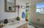 Bright Upstairs Hallway Bathroom