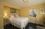 Bedroom 2 off hallway