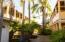 Palm tree lines walkway