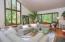 Living Area, Facing Exterior