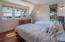 Bedroom suite #2 also enjoys head-on ocean views.