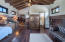 Upstairs barn foaling loft